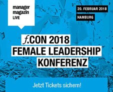 f.con 2018 Female Leadership Konferenz