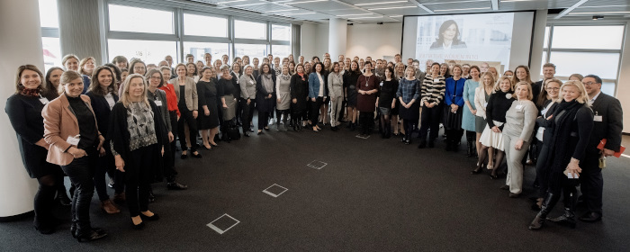Kick Off 2019 Gruppenfoto