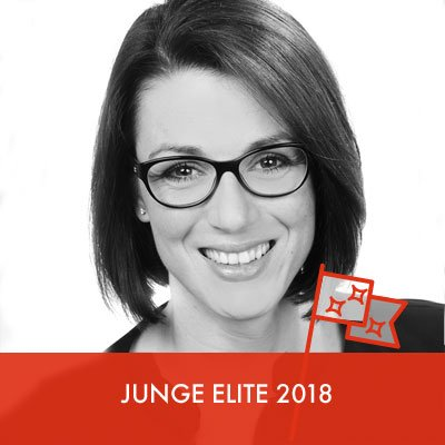 – Mentee 2018 – Dr.Lena Lindemann<br/>– Top 40 unter 40 –