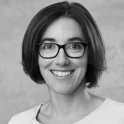 Mentorin Susanne Steidl