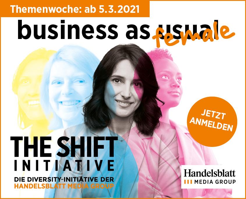 Handelsblatt The Shift